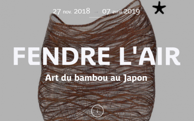 Art du bambou au Japon